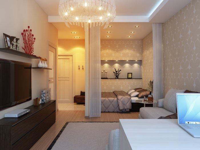 Дизайн 3-х комнатной квартиры - 115 фото новинок