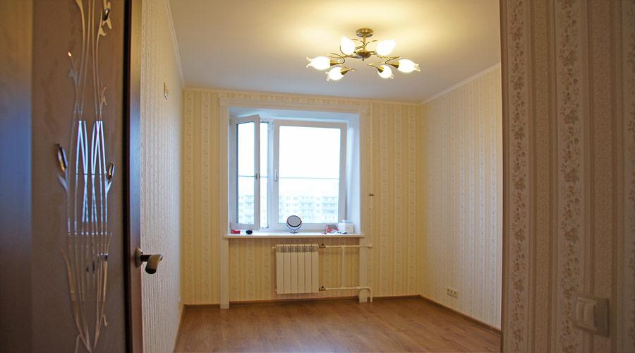 Косметический ремонт комнаты 12 квм