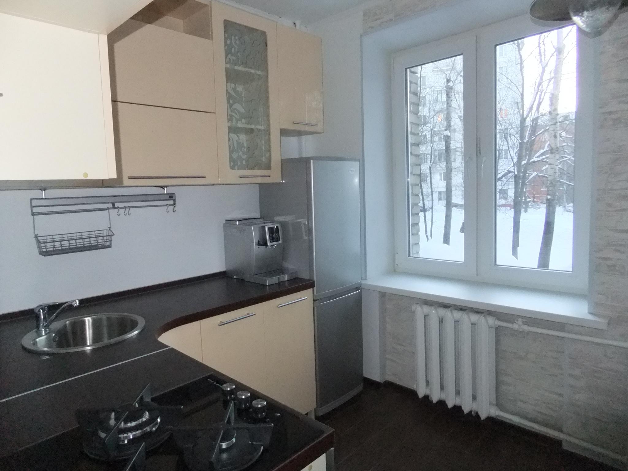 фото кухня 6 кв.м.